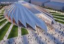 The Expo UAE Pavilion designed by Calatrava
